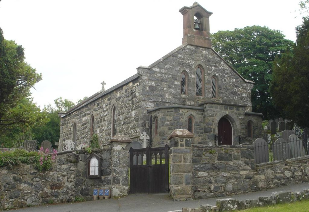 St Celynins Church